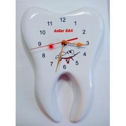 Часовник зъбче бял